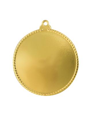 Medalha em metal