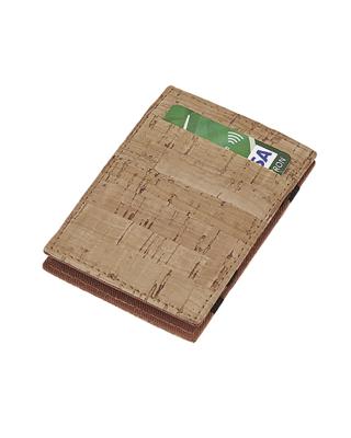 Carteira Porta Cartões em Cortiça