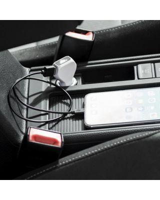 Carregador USB Carro LERFAL