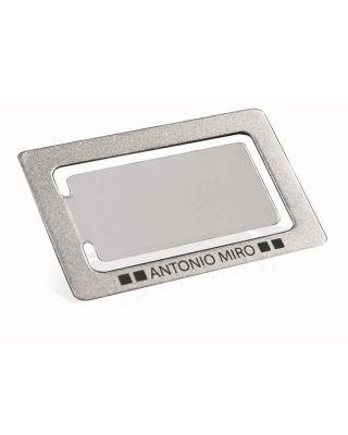 Marcador de páginas Carex -Antonio Miro-