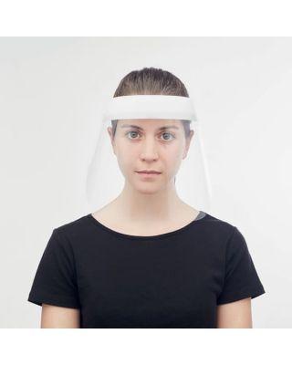 Máscara PROTECT de plástico PET reciclável