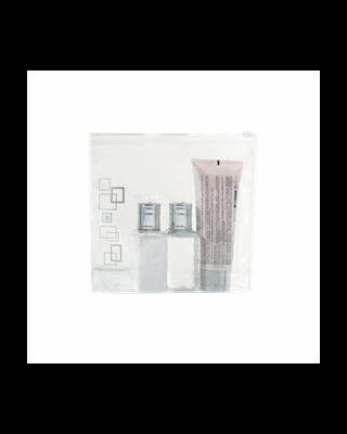 Bolsa de higiene pessoal hermética
