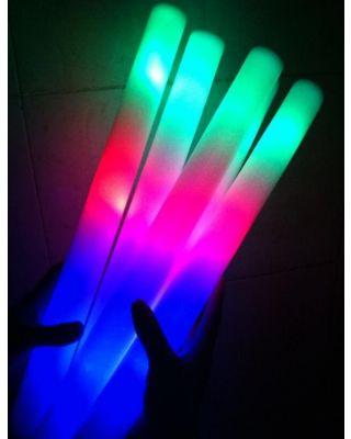 Bastão led luminoso personalizado