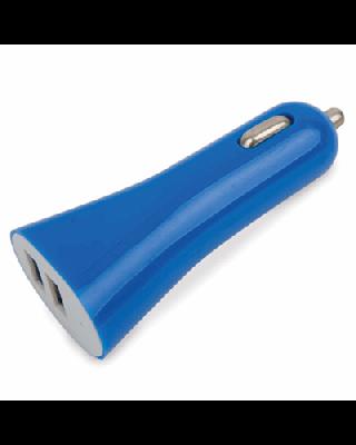 CARREGADOR DUPLO USB PARA CARRO