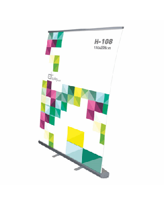 Roll UP Expositor Enrollable