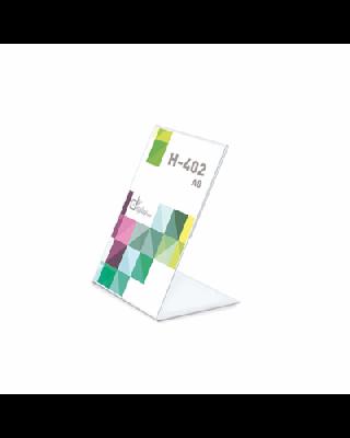 Portagráfica PVC Vertical A8