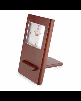 Relógio Wooden Pierre Cardin
