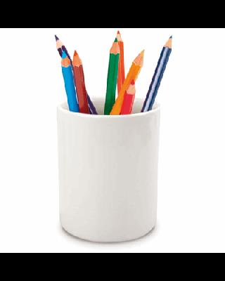 Porta-lápis Porcelana Sublimação