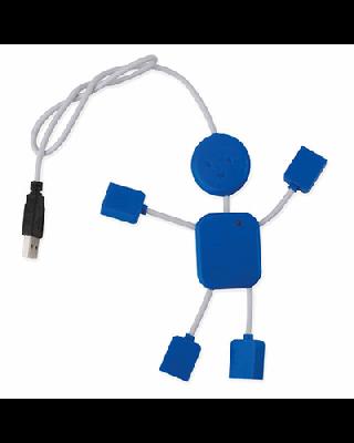 "USB ""MAN"" 4 ENTRADAS 2.0"