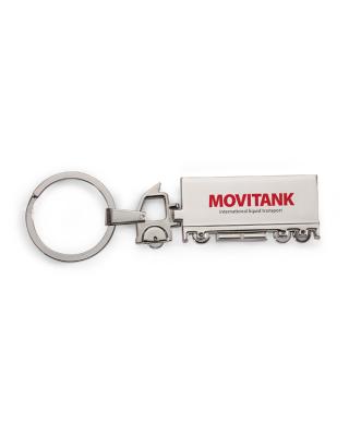 Porta-chaves camião em metal