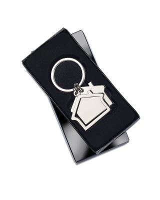 Porta-chaves em forma de casa