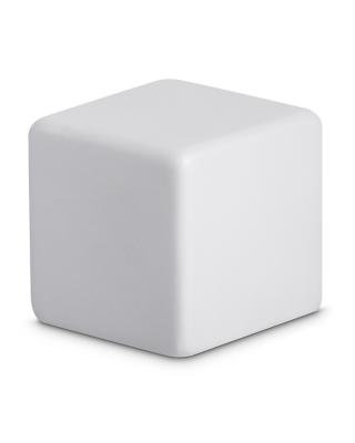 Anti- stress em forma de cubo. Material PU