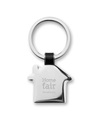Porta chaves forma casa