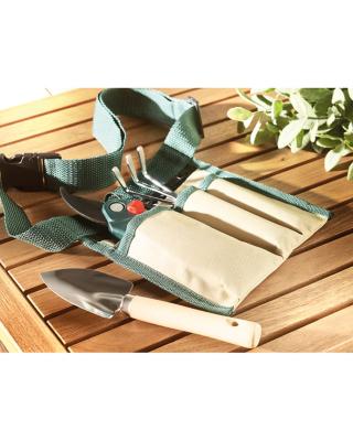 Set de jardinagem com 3 utensílios
