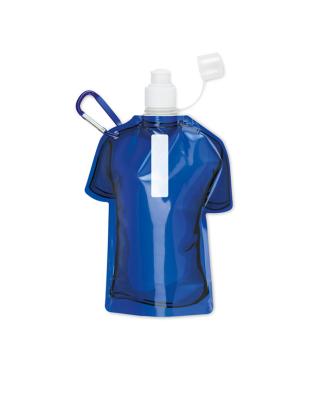 Garrafa forma de T-shirt