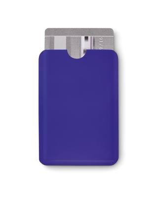 Simples protector de cartões RFID em palstico.