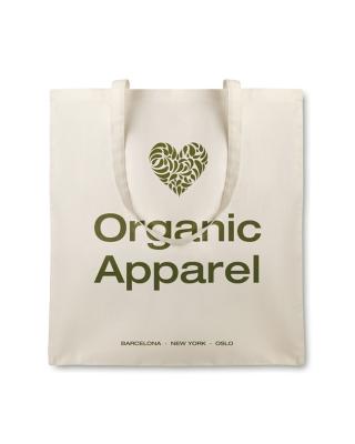 Saco compras Algodão organico