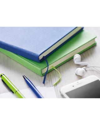 Notebook A5 com capa de papel