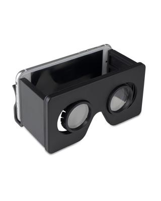 Oculos de realidade virtual dobrável em ABS.