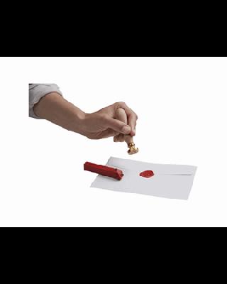 """Conjunto de selagem para cartas """"Waxed"""""""