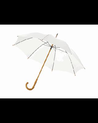 """Guarda-chuva com haste e pega de madeira de 23"""" """"Jova"""""""