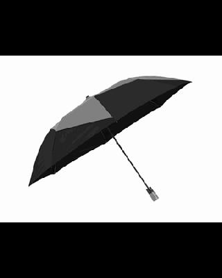 """Guarda-chuva dobrável automático de 2 secções de 23"""" """"Pinwwheel"""""""