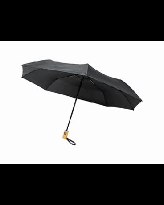 """Guarda-chuva dobrável automático de 21"""" em PET reciclado """"Bo"""""""