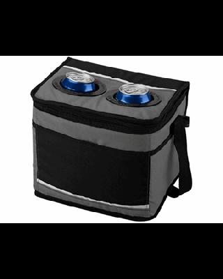 "Saco térmico para 12 latas com bolsos ""Polluck"""