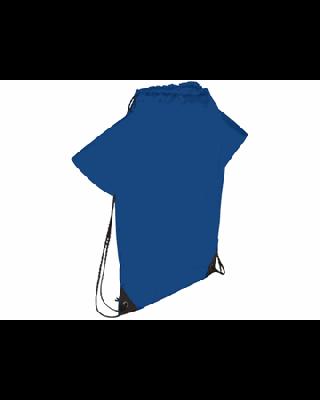 """Saco de cordões com forma de t-shirt """"Cheer"""""""