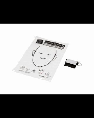 """Máscara para respiração boca a boca em bolsa de poliéster """"Henrik"""""""