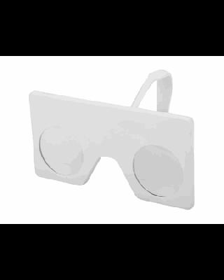 """Mini-óculos de realidade virtual com clipe """"Vish"""""""