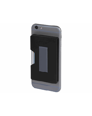 """Porta-cartões com proteção RFID """"Shield"""""""