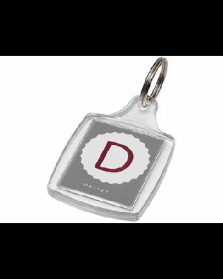 Porta-chaves de plástico Tour