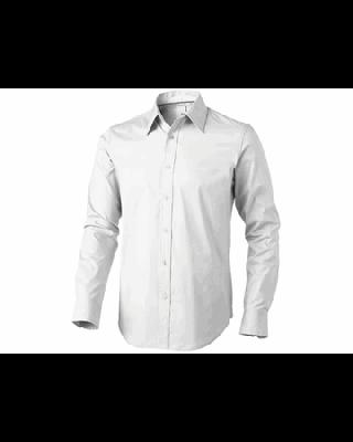 """Camisa de popelina de manga comprida de homem """"Hamilton"""""""