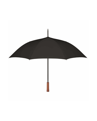 "Guarda-chuva 23"" cabo madeira"