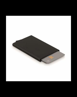 Porta-cartões RFID em alumínio