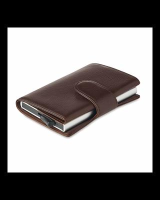 Porta cartão RFID e carteira
