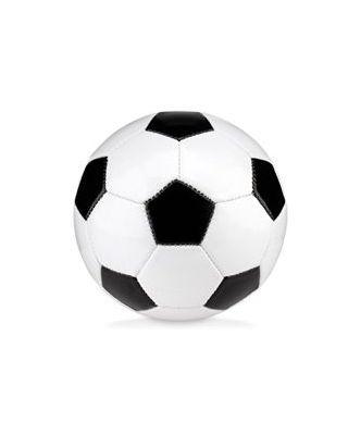 Bola de futebol pequena