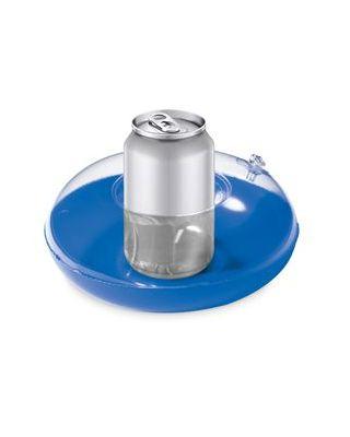 Porta latas insulflável