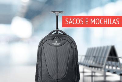 SACOS E MOCHILAS