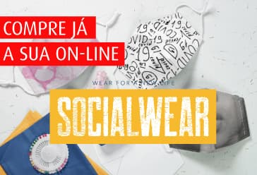máscaras social wear